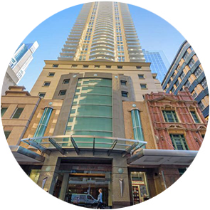 BCS NSW strata managed property - 343 Pitt Street, Sydney