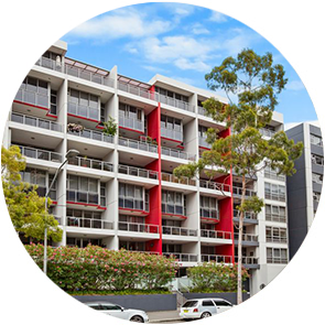 BCS NSW strata managed property - 5 Potter Street, Waterloo