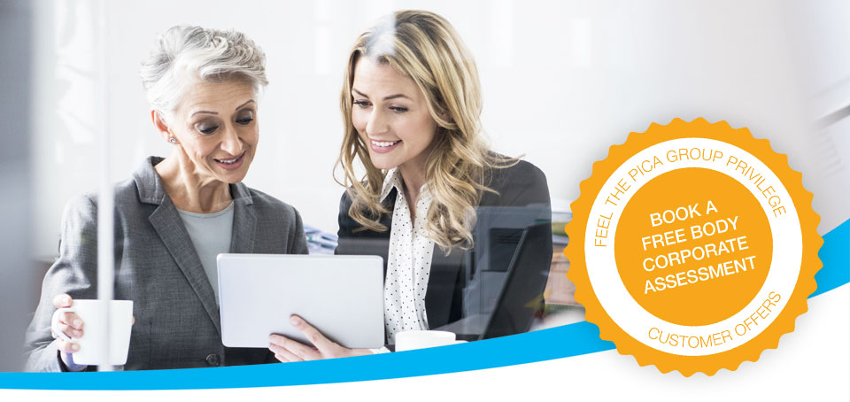 Free body corporate assessment header image